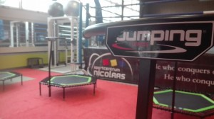Jumping Fitness foto